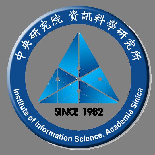 logo of 中央研究院資訊科學研究所