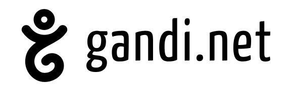 logo of Gandi