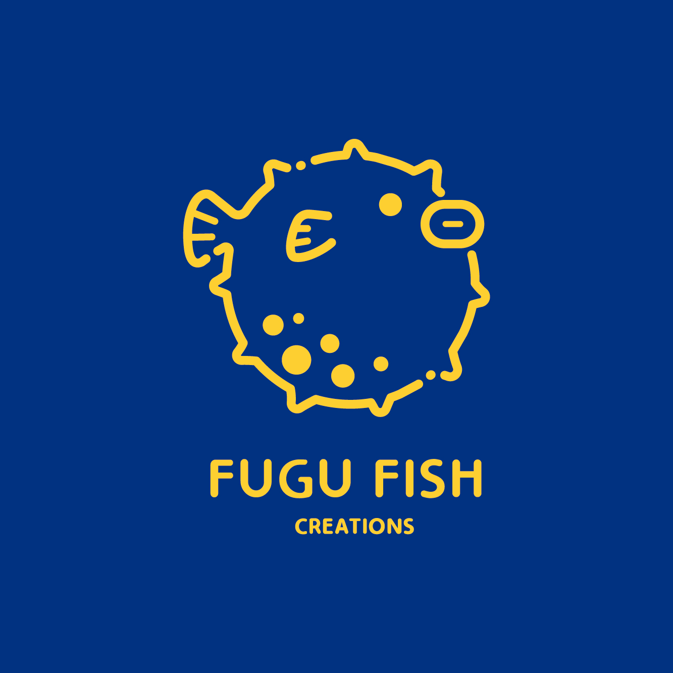 馥谷餘 Fugu Fish Creations